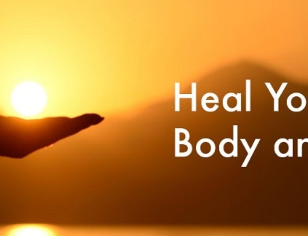 FOCUS on HEALING!