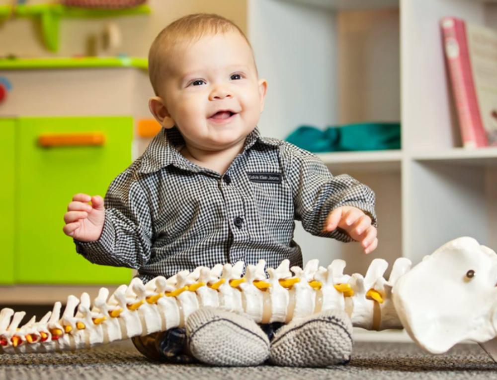 Children and Chiropractic!