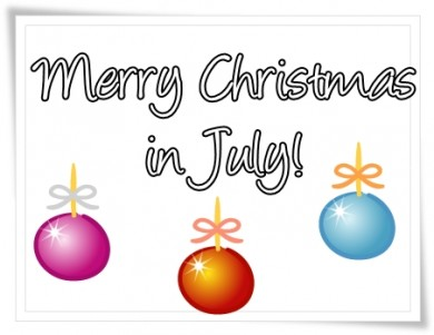 Merry Christmas In July Clipart.Merry Christmas In July Healthy Kids Family Chiropractic